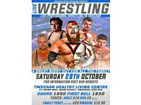 Live Wrestling In Twechar -Family friendly
