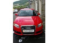 Audi a4 sline 75k fsh auto cvt