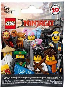 LEGO-THE-NINJAGO-Pelicula-MINIFIGURAS-71019-ELIGE-TU-Lego-minifigura