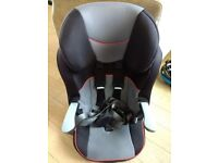 Child's isofix car seat group 2-3 from Halfords
