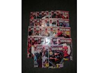 The Astonishing Spider-Man comics - Volume 4 - Issues 1 (Oct 2013) through to issue 27 (Oct 2014)