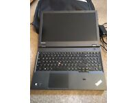 Lenovo ThinkPad W540 Laptop with intel vPro i7-4900MQ and Quadro K2100M