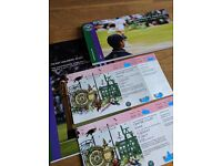Two Centre Court Tickets (11th July - Ladies Quarter Final Day)