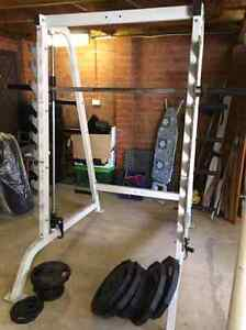 AVANTI SMITH MACHINE WITH 155KGS WEIGHG O'Connor North Canberra Preview