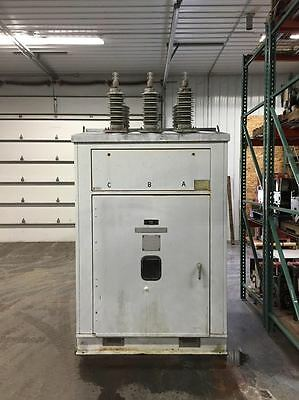 Square D Fluarc Sf6 Substation
