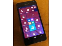 Microsoft Lumia 650 like new phone