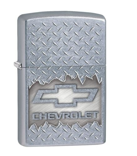Zippo Chevy Lighter Windproof lifetime guarantee