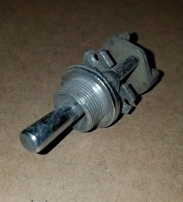 Vintage Aircraft Car Toggle Switch On Off