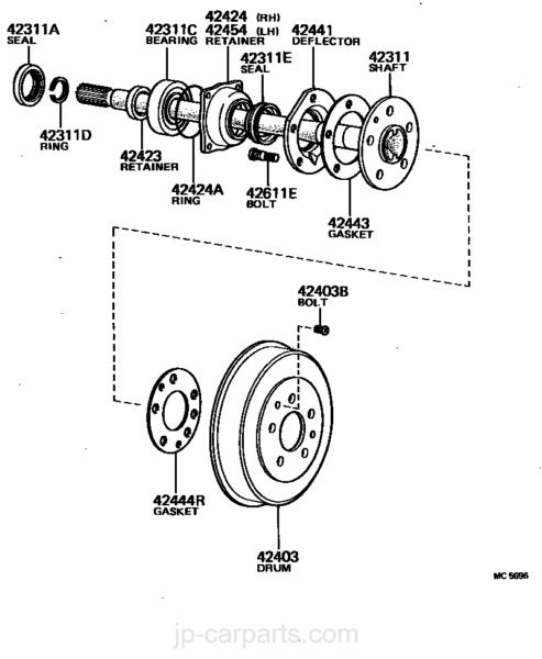 Sr20de Rwd Engine Diagram