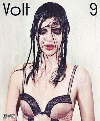 VOLT Magazine #9 ANAIS POULIOT Alice Dellal THOMAS PENFOUND Charlie Le Mindu NEW