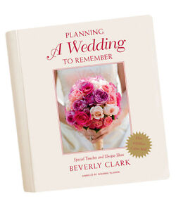 Planning-a-Wedding-To-Remember-Beverly-Clark-Wedding-Planner-Book