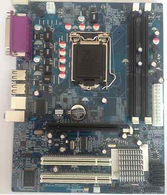 1156 Support (New Intel P55 Micro ATX LGA 1156 Computer Motherboard Support LGA 1156/Socket H)