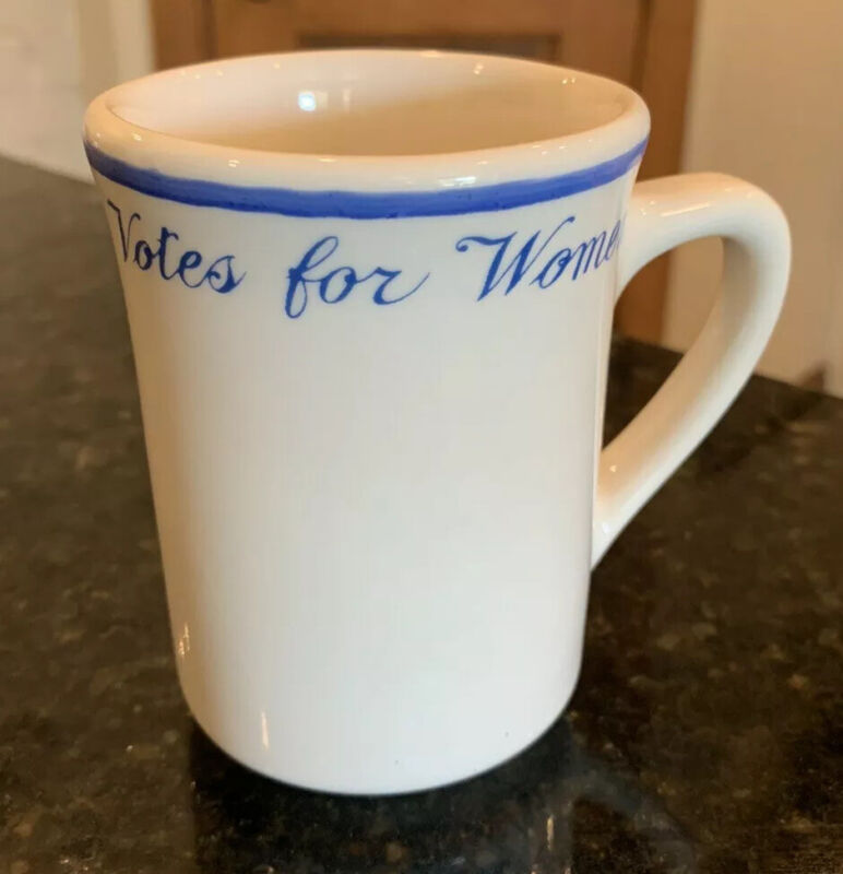 Votes for Women Coffee Mug Cup Historic Newport Reproduction