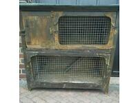Large Rabbit Hutch/ Hen House in need of Repair