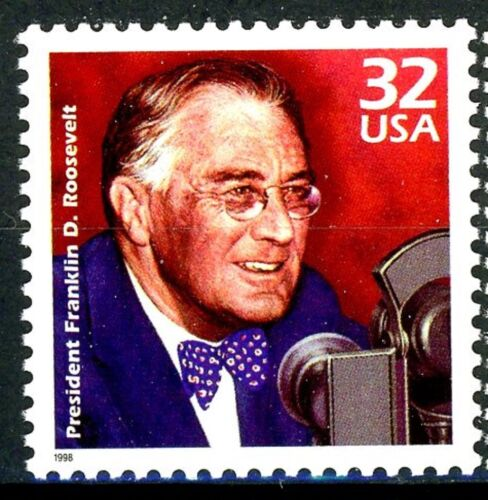 President Franklin D Roosevelt Scarce MNH Stamp Scott