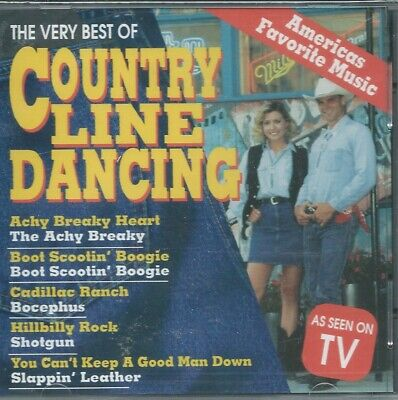 THE VERY BEST OF COUNTRY LINE DANCING