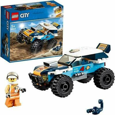 LEGO CITY 60218 auto da rally del deserto