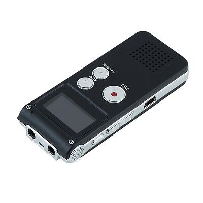 8GB CL-R30 650Hr Digital Voice Recorder Dictaphone with U Disk Function MU