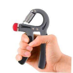 Adjustable Hand Power Grip Hand Exerciser Gripper 10-40 Kg For Wrist Forearm GO