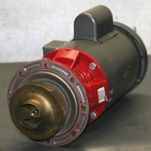 Baldor motor 1 2 hp w bell gossett pump 1522 for Bell gossett motors