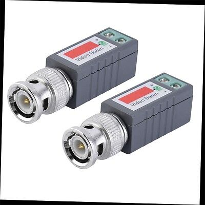 Single Channel Passive Video Transceiver Power Transmission Balun BZX-202E rb Single Channel Passive Transceiver