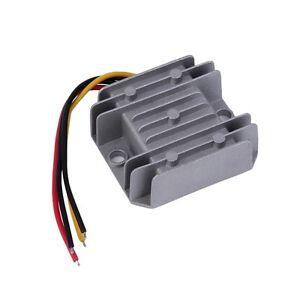 Waterproof DC/DC Voltage Converter Regulator 24V Step Down to 12V 5A Adaptor G#