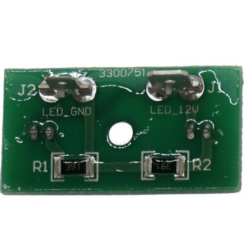 Wr55x10899cm - Ge Display Light Board For Refrigerator