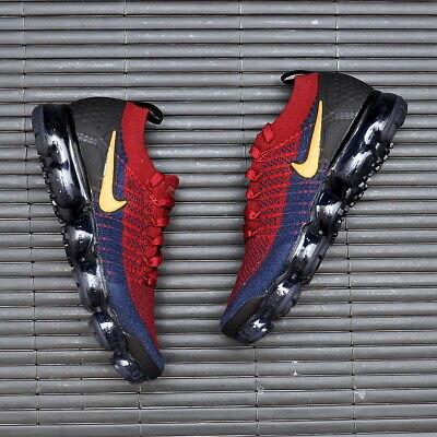 Nike Air Vapormax Flyknit 2 Team Red/Obsidian 942842-604 UK6.5 EUR40.5 TN 95 97