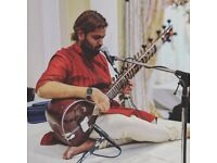 Sitar Lessons in London