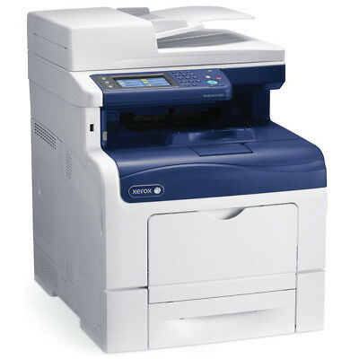 Xerox Workcentre 6605dn 6605dn Color Laser Mfp 1 Year On-site Xerox Warranty-
