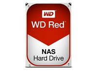 WD RED 3TB NAS hard drive.