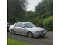 Rover 75, 2 l, diesel, manual, 2004, 10 month MOT, 70.568 miles, silver, very economical.
