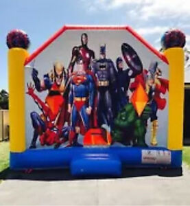 Commercial Jumping Castles x 4 Bonnells Bay Lake Macquarie Area Preview