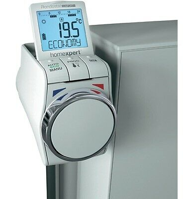 Honeywell HR30 Comfort Plus + Heizkörperthermostat 5-30°C Homexpert Thermostat !