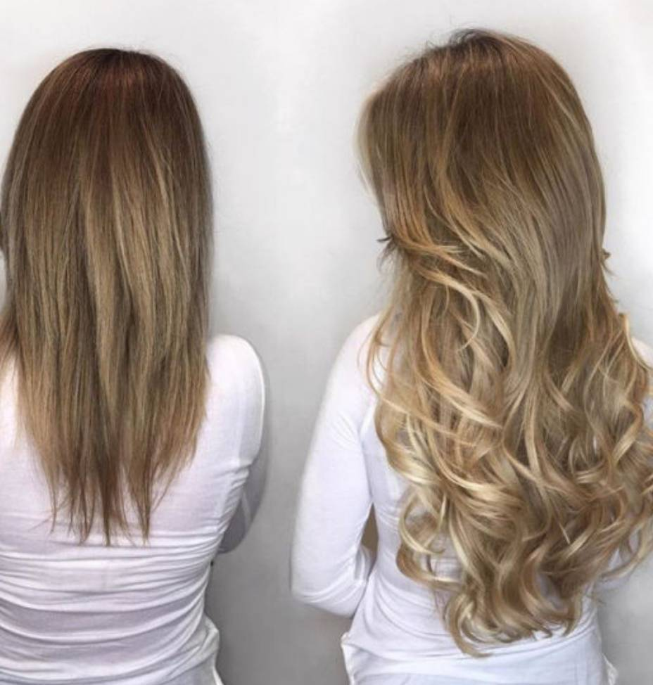 Mobile Hair Extensions Glasgow And Surrounding Areas In