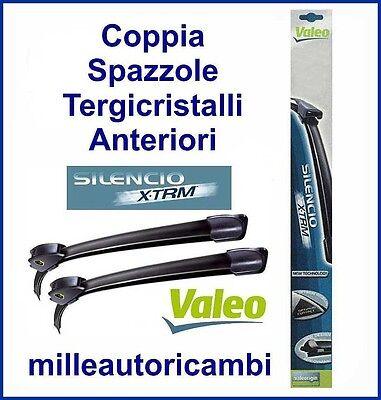 COPPIA SPAZZOLE TERGICRISTALLO MARCA OPEL ZAFIRA C TOURER DAL 11/2011