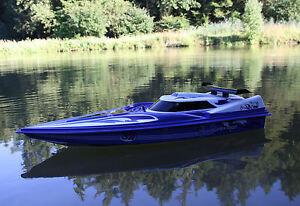 RC Rennboot Dolphin Speedmachine XL ferngesteuertes Schiff Rennboot Speedboot