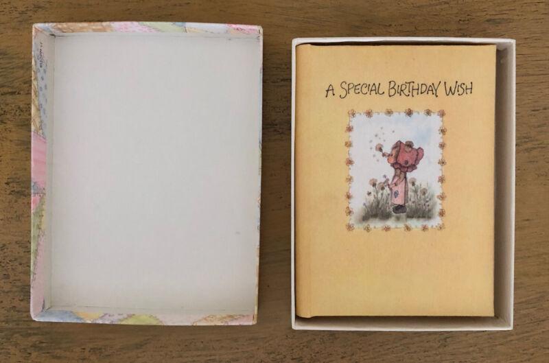 Betsey Clark A Special Birthday Wish Book Hallmark