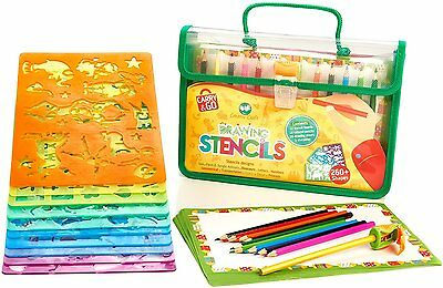 Art Supplies For Toddlers Large Drawing Stencils Travel Set Creativity Kid Gift - Toddler Art Supplies