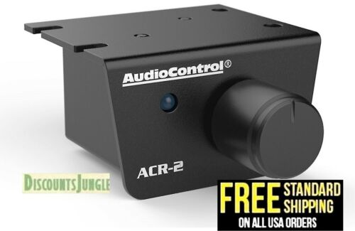 AudioControl ACR-2 Remote Level/Bass Control for AudioControl Processors -NEW-