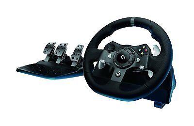 Logitech G920 Racing Lenkrad Driving Force für Xbox One,