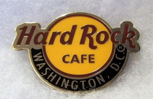 HARD ROCK CAFE WASHINGTON DC CLASSIC LOGO MAGNET