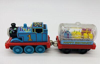 Thomas & Tanker Sodor Birthday Celebration Set Friends Train Take N Play Along