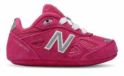 New Balance Infant 990v4 Shoes Pink