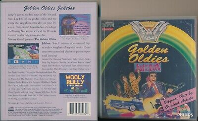 Golden Oldies Jukebox CD-I CD-Interactive Philips Sammlungsauflösung - Philip Sammlung