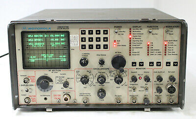 Motorola R2014di Communications System Analyzer Service Monitor