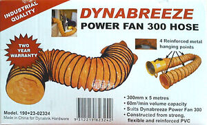 Industrial-Power-Fan-300mm-Hose