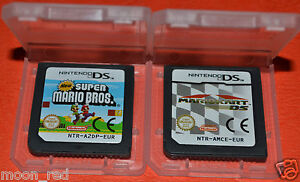NEW SUPER MARIO BROS. & MARIO KART for Nintendo DS