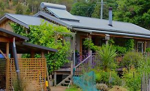Country Cottage with Creek Access to the Sea Huon Valley Preview