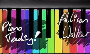 Piano teacher looking for students! Coburg Moreland Area Preview